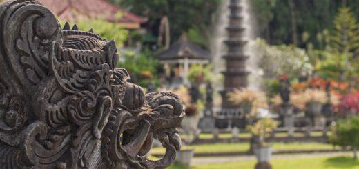 tempio a Bali
