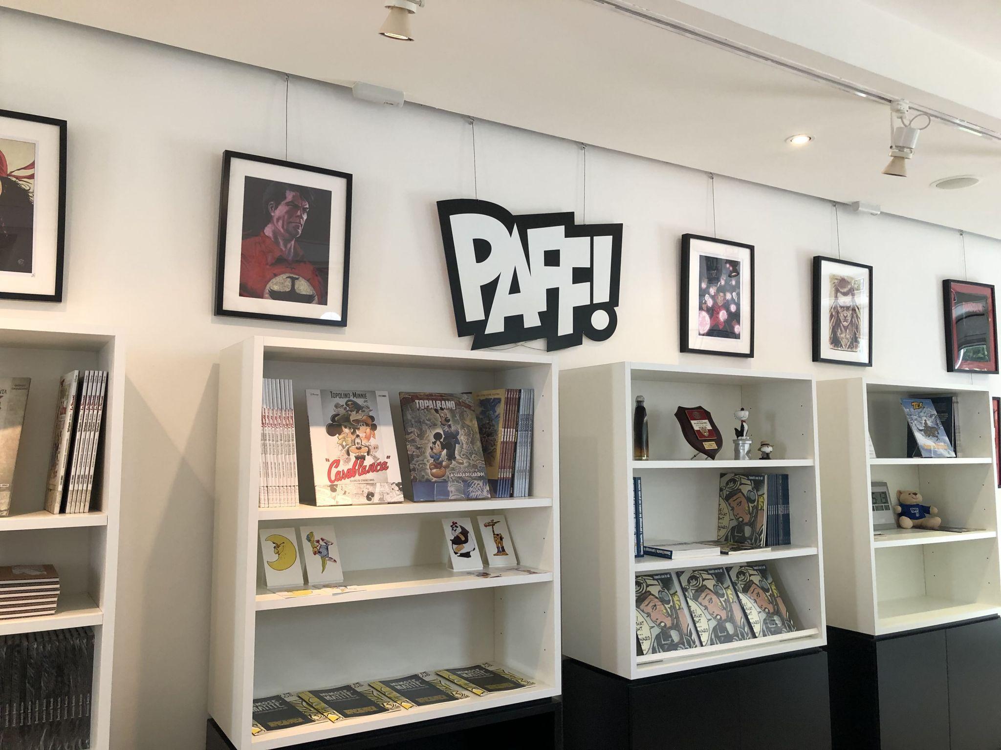 museo paff fumetti pordenone