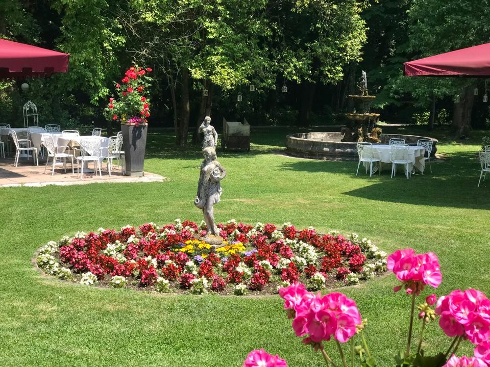 giardini Villa Luppis